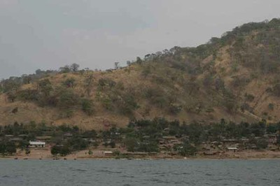 Deforestation Tanzania