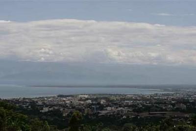 Lake - Bujumbura view